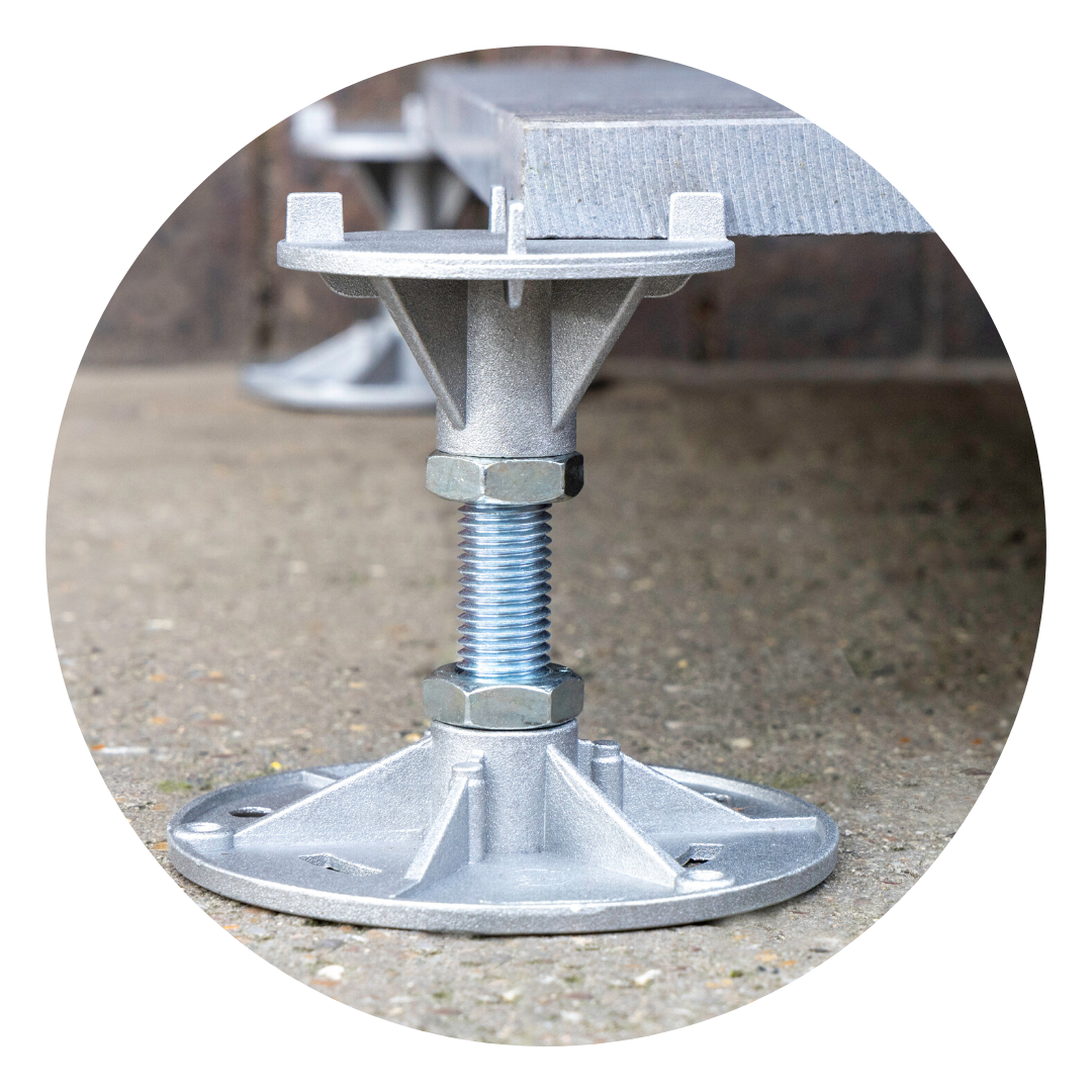 APED | Non-Combustible Decking Pedestal